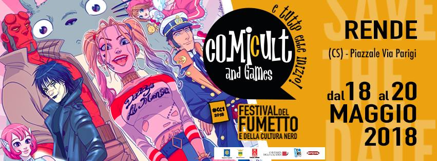 Comicult & Games 2018
